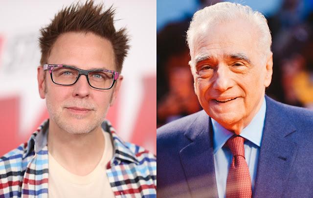 James Gunn Sedih Dengar Komentar Pedas Scorsese