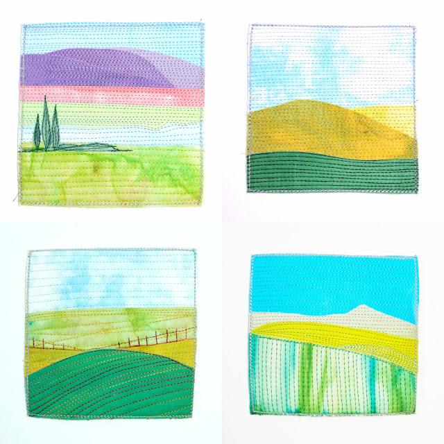 landsape quilts