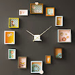 Multi Star: Wall Clocks