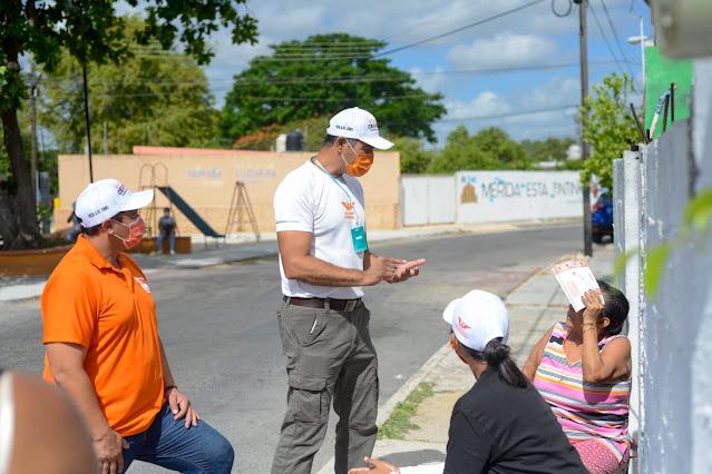 Sanción a dueños de predios abandonados: Víctor Cervera