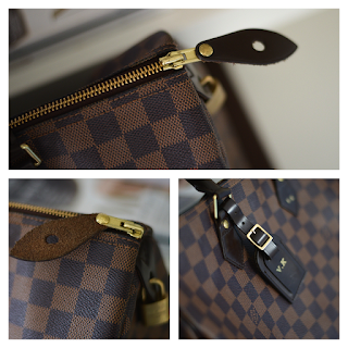 Louis Vuitton Speedy Details