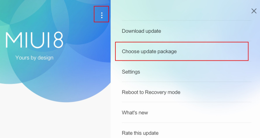 How to flash install zip firmware (ROM) on Xiaomi Phones (Global or China)