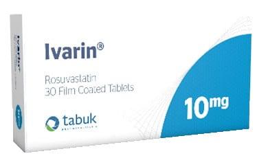 سعر ودواعى إستعمال أقراص ايفارين Ivarin للكوليسترول
