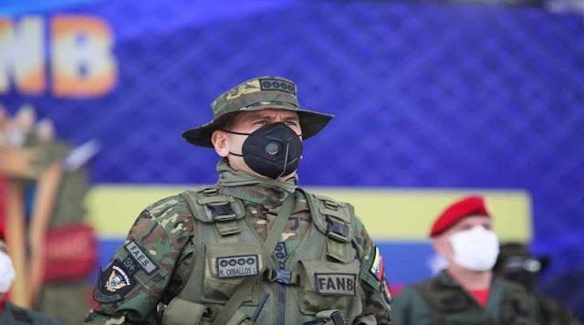 A/J  Ceballos. Enfatizó que la  FANB está, fortalecida en la doctrina del Libertador en defensa de la nación