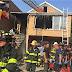 Niña dominicana, abuelo y vecino mueren quemados en incendio sospechoso en Queens; madre y hermano graves.