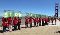 Stop Keystone XL Protesters (Image Credit: U.S. Commercial Service) Click to Enlarge