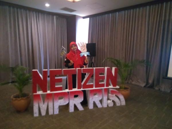 Saatnya Netizen Cerdas Balikpapan Bicara 4 Pilar MPR RI
