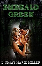 Emerald Green by Lindsay Marie Miller book cover
