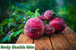 Benefits of Beetroot, Red with a myriad of Nutrients
