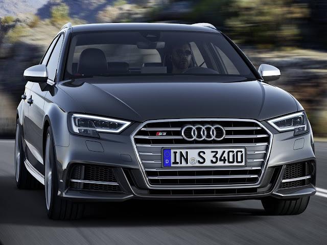 Novo Audi S2 2017