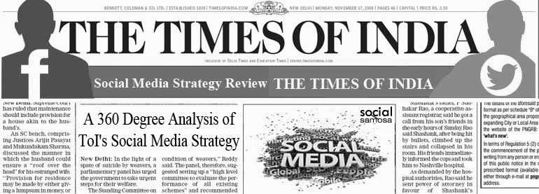 Times of India epaper archives