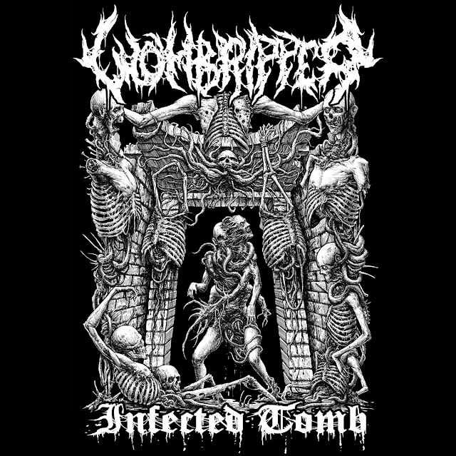 wombripper infected tomb death metal russe