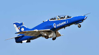 First Hawk I flight developed by HAL