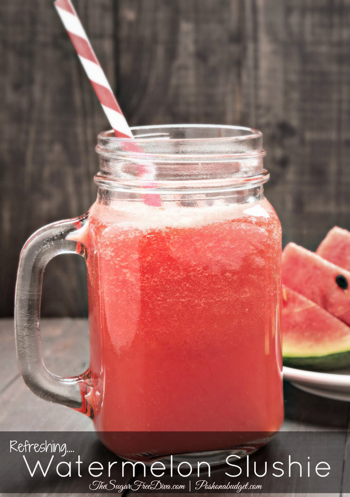 How to Make an Amazing Watermelon Slushie