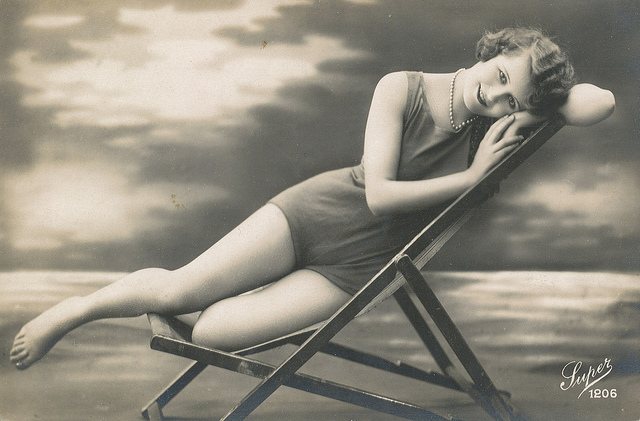 vintage bathing beauties belles from late 19th century to