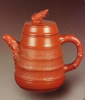 Tea review by Steven Liu: ความเข้าใจเรื่องป้านชาปังโคย (楓溪手拉壺)