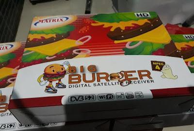 Matrix Big Burger