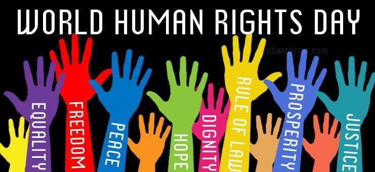 Human Rights Day Wishes Photos