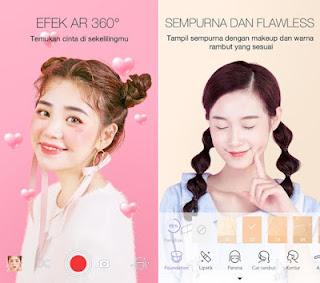 aplikasi android untuk make up wajah