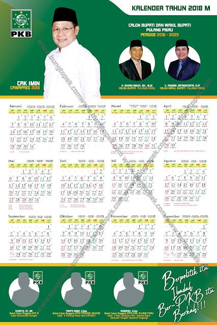 Kalender PKB