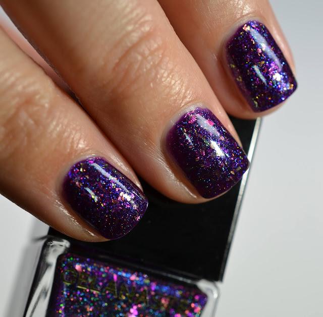 Celanaste Vertigo swatch nail polish