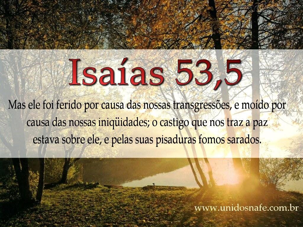 Palavra e Ação : RPSP- Isaías 53