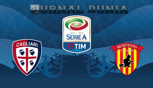 Prediksi Cagliari vs Benevento