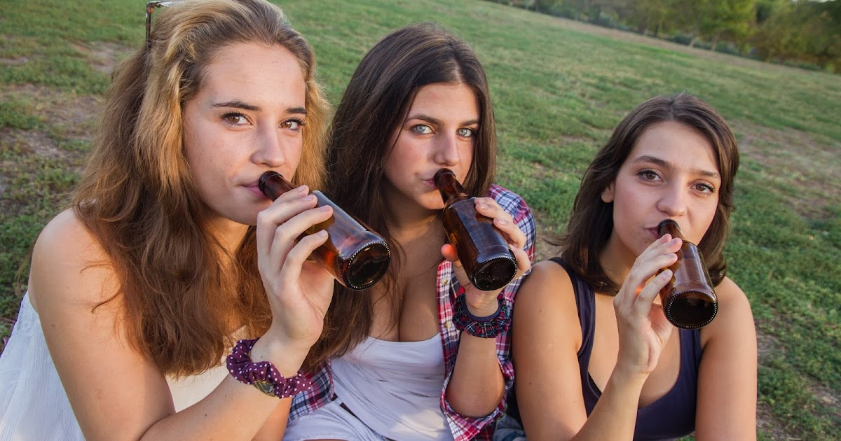 If You Give Your Teen Two Drinks To Take To A Party, Is -9244