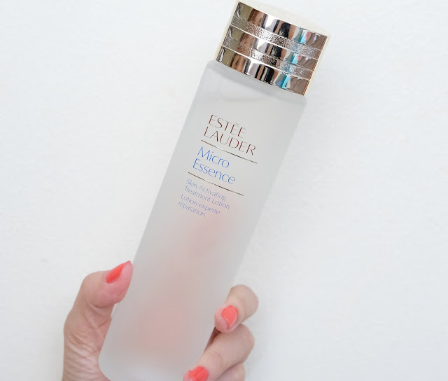 a photo of Estee Lauder Micro Essence Skin Activating Treatment Lotion