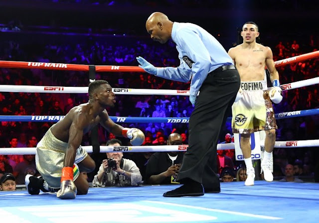 Teofimo Lopez Richard Commey 7