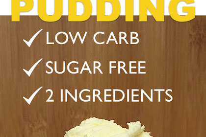 Easy Low Carb Mousse Pudding