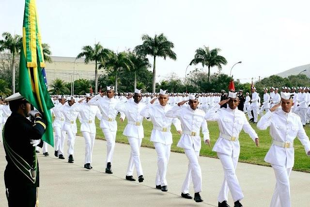 Marinha abre 960 vagas em concurso para Soldados Fuzileiros Navais