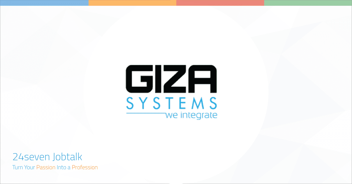 Jobs and Careers at Giza Systems
