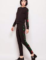 Pantaloni cu vipusca pe lateral, Moja (Moja)