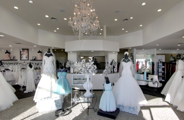 Wedding dress stores in Las Vegas