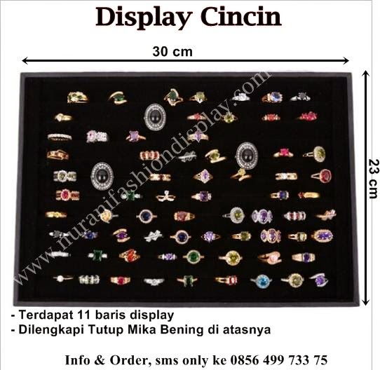 Display Cincin