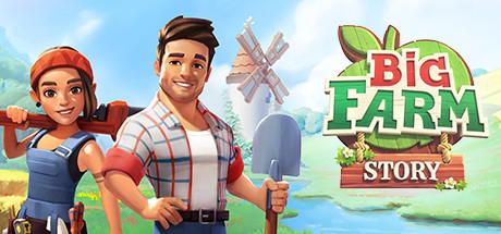 Big Farm Story: All farm animals & companions