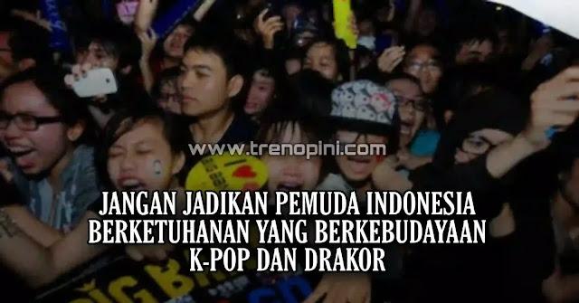 Menggemparkan! Wapres RI baru-baru ini menghimbau kepada kaum muda Indonesia untuk menjadikan K-Pop dan Drama Korea (Drakor) sebagai inspirasi dalam meningkatkan kreatifitas.