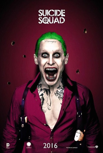 Suicide Squad 2016 English Download Full Movie 1GB in HD
