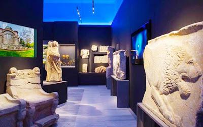 Βραβείο στο «χάι τεκ» μουσείο Τεγέας