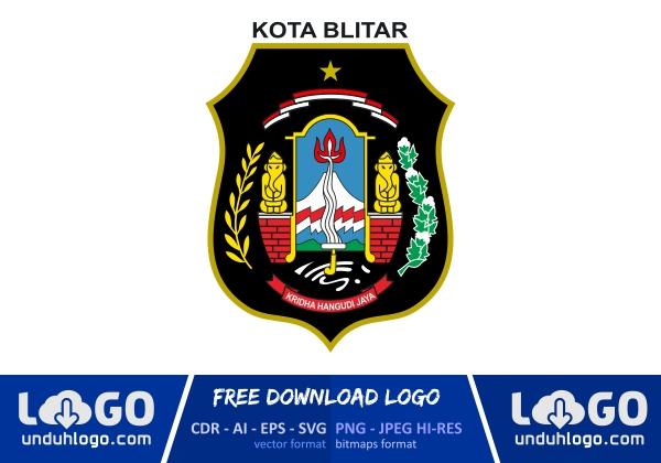 Logo Kota Blitar