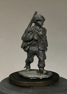 Early War Miniatures Polish Infantry WW2 1939 SquadPainter 20mm 1/72 1/76 Case White