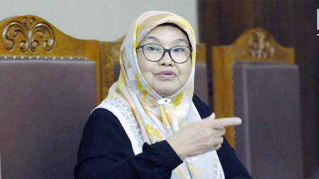 Dari Penjara, Siti Fadilah Bongkar Permainan Para Elit dan Mafia Internasional Dibalik Virus Corona