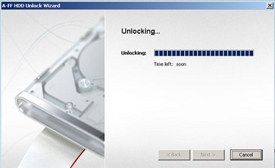 HDD Unlock Wizard