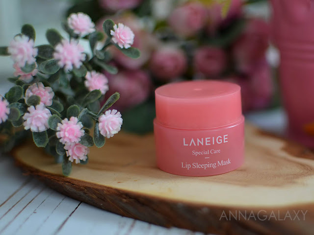 Маска для губ Laneige Lip Sleeping Mask отзыв