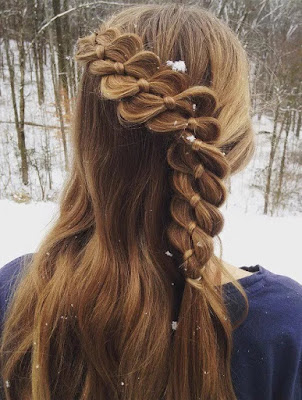 Cool Knotted Braid