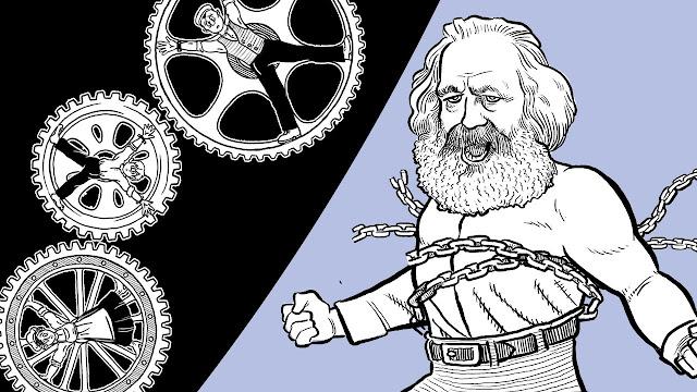 Marx Alienação