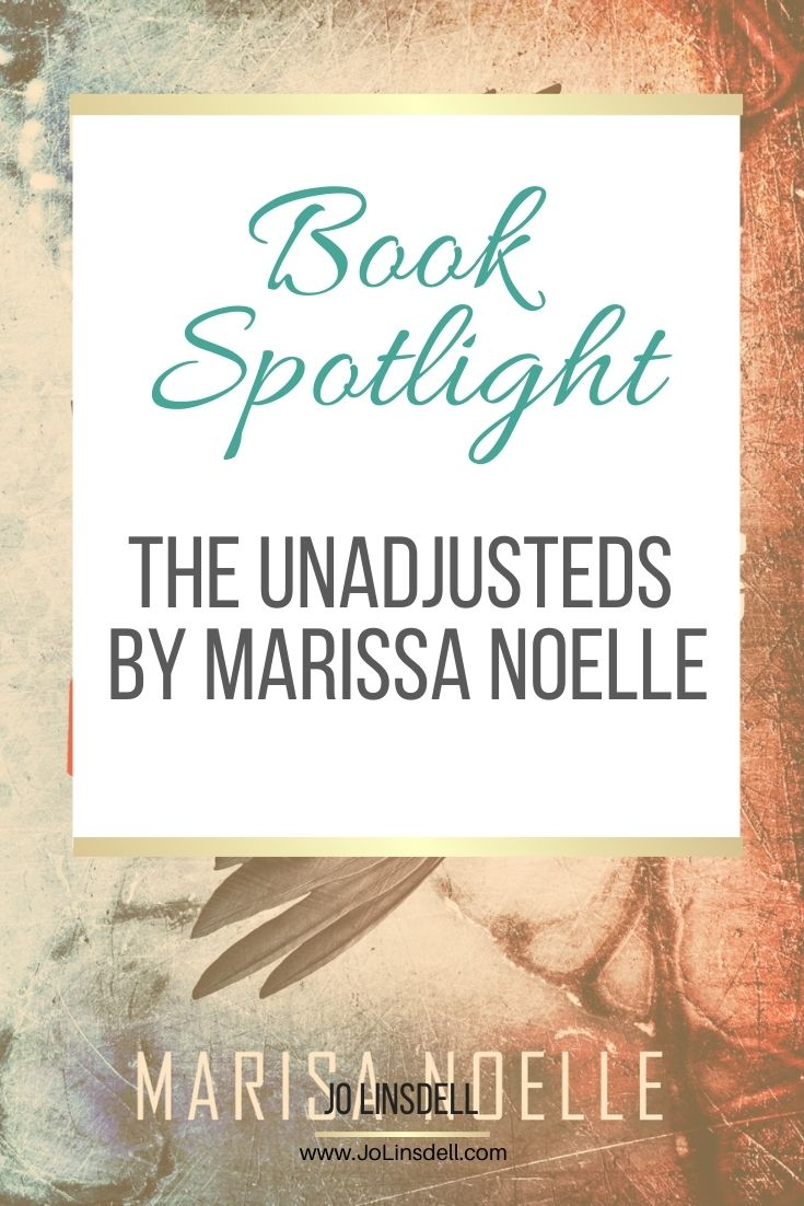 Book Spotlight: The Unadjusteds By Marissa Noelle