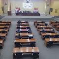 DPRD Gelar Rapat Paripurna Pengumuman Pemberhentian Bupati Bekasi
