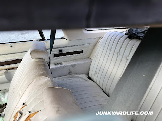 Much like late-1960s Cadillac coupes, these windows slide side-to-side.